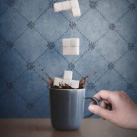 Gamer coffee van Elianne van Turennout