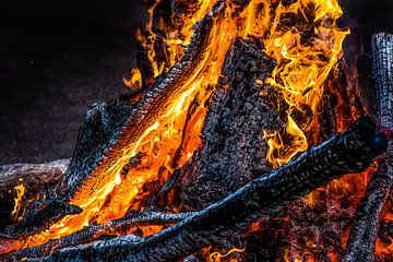 Feuer van Manuél Mendoza