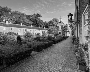 Begijnhof Breda van JPWFoto