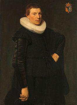 Porträt von Reijnier Ottsz Hinlopen, anonym - 1631