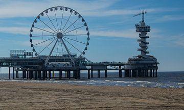 Het strand van Scheveningen van MK Audio Video Fotografie