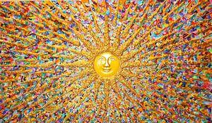 Bollywood Sun van Ralf Hasse