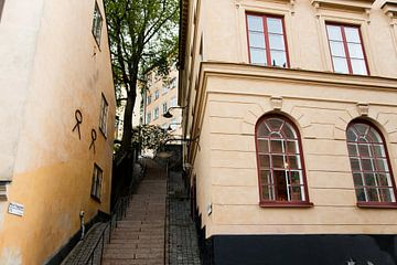 Straßenfotografie in Stockholm von Karijn | Fine art Natuur en Reis Fotografie