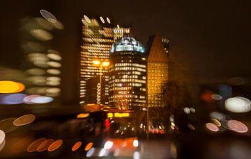 avond in de reigen, Den Haag van Ariadna de Raadt