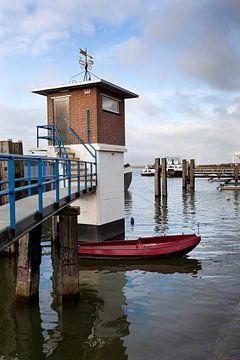 Hafen von Moerdijk von Peter de Kievith Fotografie