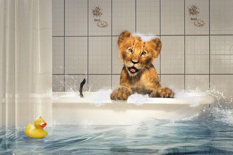 Wild in Bath von Arjen Roos