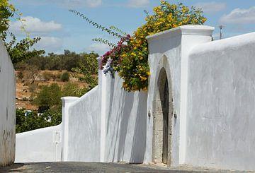 dorp in de Algarve van Bart Colson