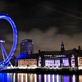 The London Eye van Gert Tijink