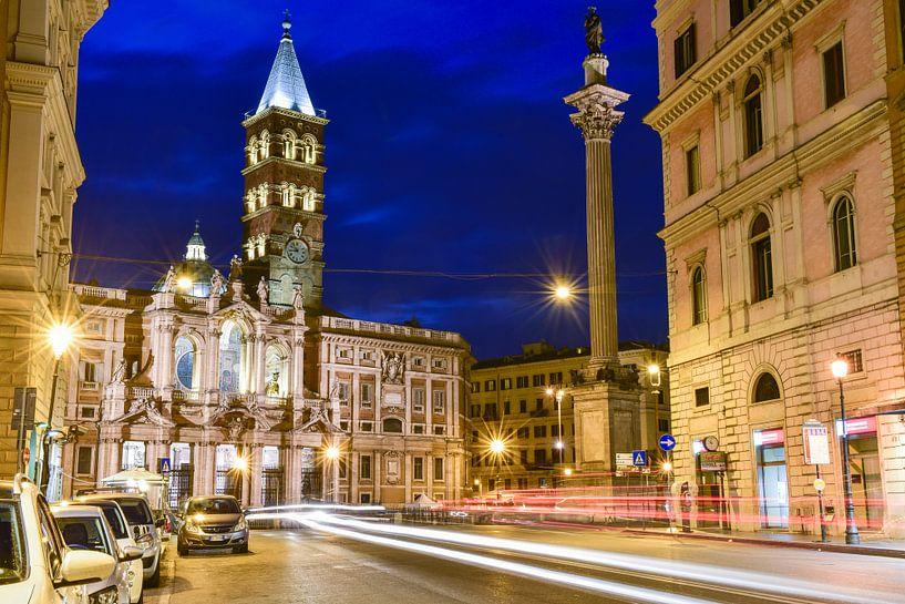 Rome @ night von Arjan Penning