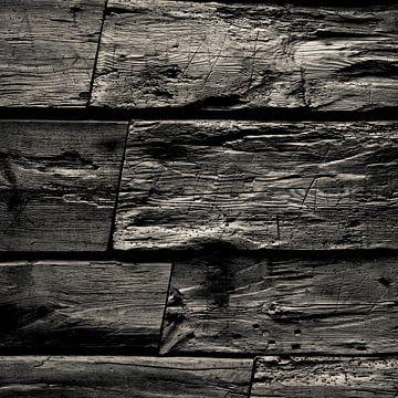Old Wood Bryggen IX von Cor Ritmeester