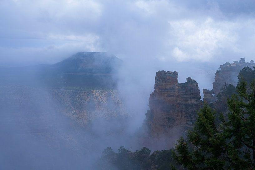 Grand Canyon, United States von Colin Bax