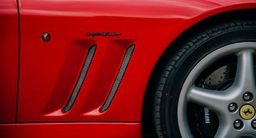 Ferrari 550 Maranello van Willem Verstraten