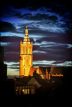 Kathedraal von Margriet Cloudt