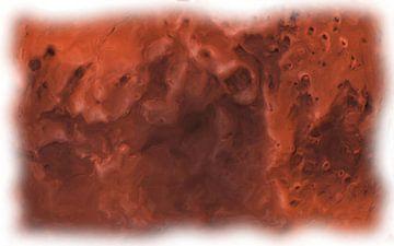 Marsebene von Maurice Dawson