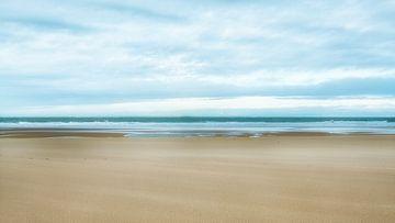 Pastel aan de kust van Truus Nijland
