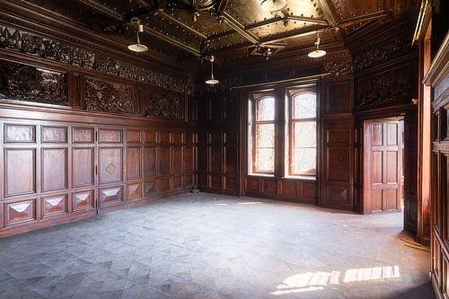 Kamer in Verlaten Paleis.