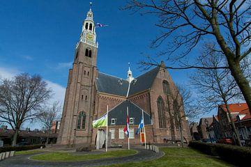 Maassluis-Grote kerk of Schanskerk 02 van Hans Blommestijn