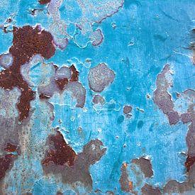 Abstracte figuren van Sigrid Klop