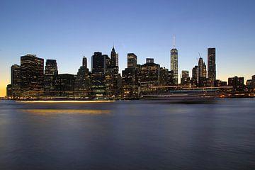 Südspitze Manhattan New York von Patrick Lohmüller