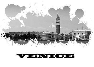 Venedig van Printed Artings