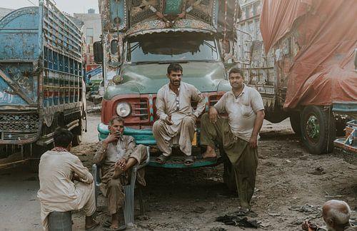 Pakistan | Lahore vrachtwagens