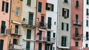 Les maisons italiennes sur Jeroen van Rooijen