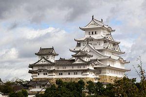 Schloss Himeji in Japan