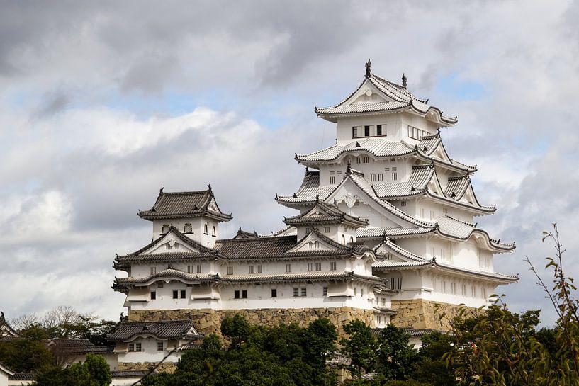 Schloss Himeji in Japan von Marcel Alsemgeest
