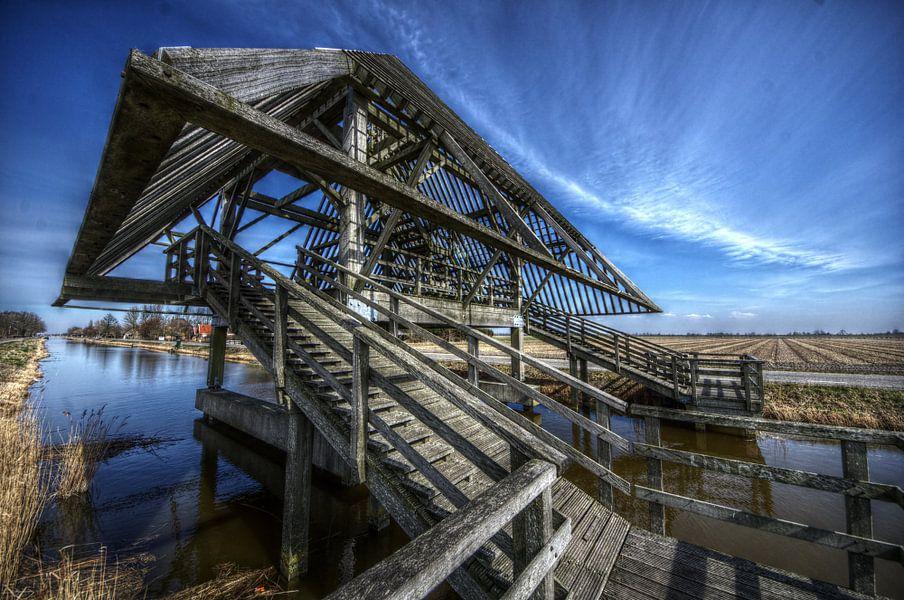 Stolpbrug van Mike Bing