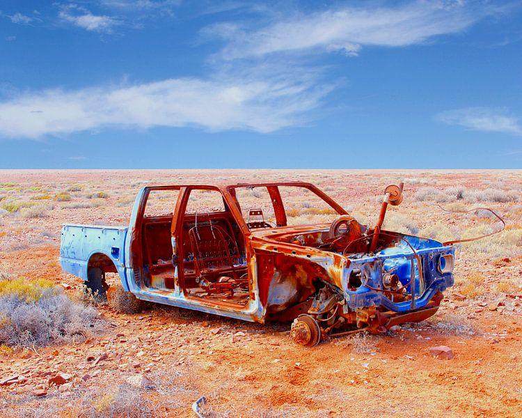 Outback Australië van Inge Hogenbijl
