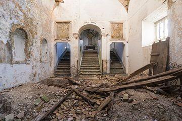 Die heilige Treppe von Kristof Ven