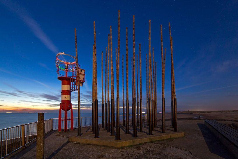 Windorgel te Vlissingen van Anton de Zeeuw