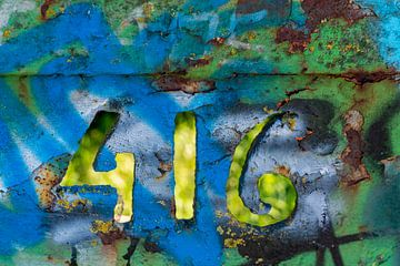Roest 416 van Alice Berkien-van Mil