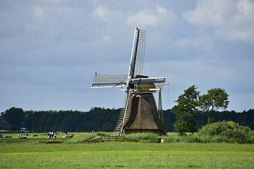 Broekermolen, Broeksterwoude sur Klaas Leguit
