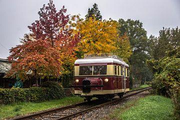 MBS Wismar Railbus, Boekelo van Marcel Timmer