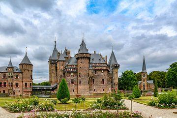 Château de Haar sur Ingrid Aanen