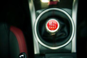 Subaru-Schalthebel