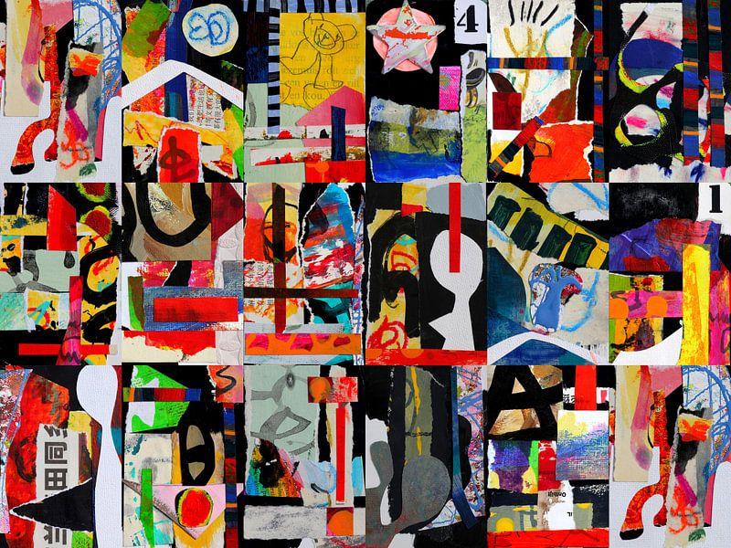 Collage von Ina Wuite