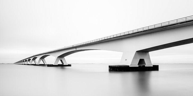 Zeelandbrug. van Philippe Velghe