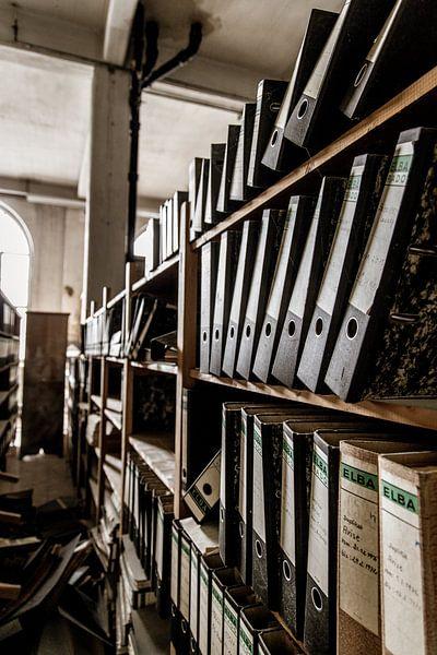 Oud archief van Franziska Pfeiffer