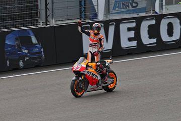 Marc Marquez wins TT Assen 2014