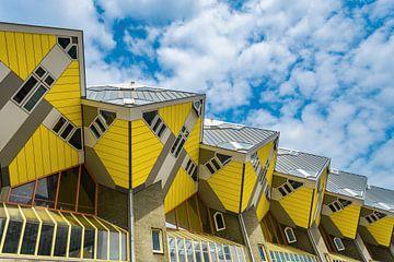 Kubuswoningen, Rotterdam von Domenique van der Horst