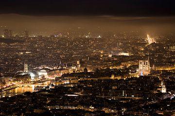 Paris auf dem Luftweg // Paris, Frankreich von PHOTORIK