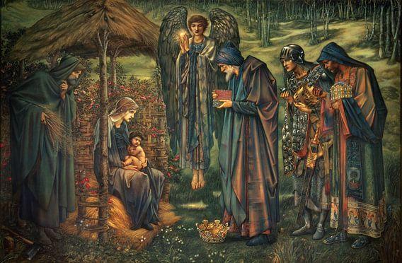 Edward Burne-Jones - The Star of Bethlehem