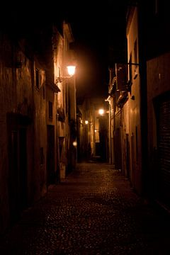 Nuit dans Denia sur Herbert Seiffert