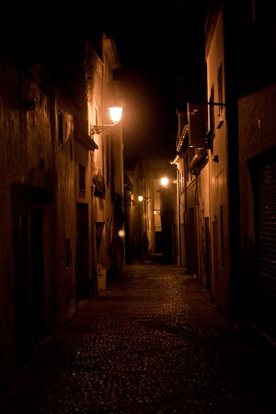 Nacht in Denia