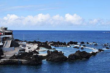 Natuurlijk zwembad Madeira van Chloe 23