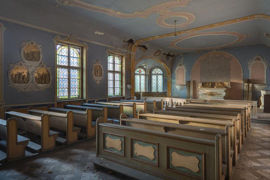 Gouden Kerk van Perry Wiertz