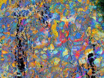 Kleurrijke van Peter Norden