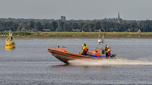 KNRM reddingboot Nikolaas Wijsenbeek